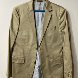 Express Cotton Suit Jacket - 36R
